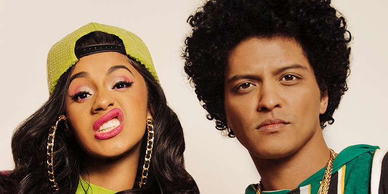 Bruno Mars Hints At Tour With Cardi B In Ya Ear Hip Hop